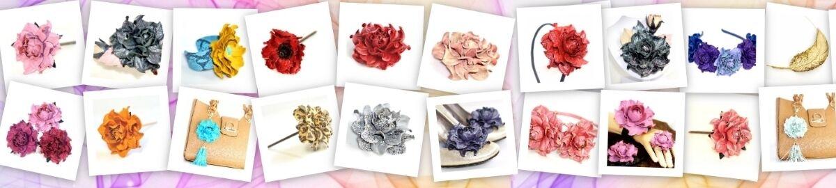 Handmade leather jewelry Yak Lialia