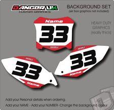 Motocross Mono Backgrounds Graphics CR KTM KX RM YZ 50 65 85 125 150 250 350 450