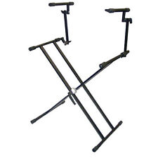 "PylePro PKS60 Musical Keyboard Stand - 220.00 lb Load Capacity - 51.0"" Height -"