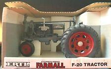 ERTL McCormick Deering Farmall F-20 Tractor 1:16 Scale DieCast #260