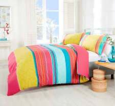 """Havana"",Multi coloured, Single Duvet ,Reversible, ""Made with Spirit"" by Rapport"