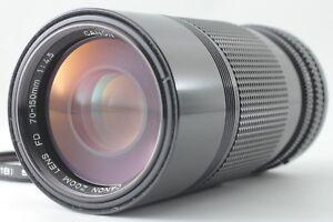 Canon Nice Optics From Japan Zoom Lens FD 70-150mm 1:4.5 FD Mount