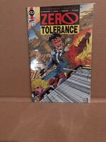 ZERO TOLERANCE No.1 - ACTION / ADVENTURE COMIC