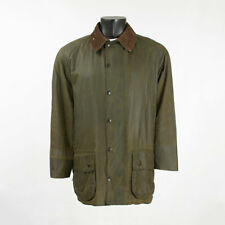 Vintage Barbour A150 Beaufort waxed jacket OLIVE 48 XL