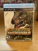 Jurassic: The Hunted (Sony PlayStation 3, 2009) Complete PS3