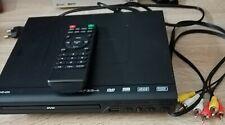 DVD Player, schwarz, MPEG-4,neu,220x200x50,Digital Versatile DVD player