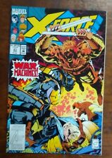 X-Force #21 (Marvel, Apr 1993)