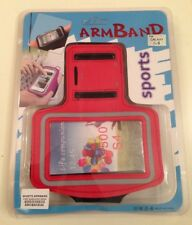 Samsung Galaxy S4 Red Sports Armband