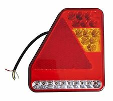 LED Tail Light Triangle STIRR 12-24V LH (Reverse)