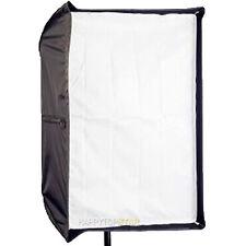 50cm x 70cm Easy Install Umbrella Flash Soft box Reflector Diffuser Photo Video