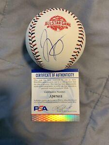 Joey Votto Signed Autographed 2019 All Star Game Baseball COA PSA Cincinnati Red