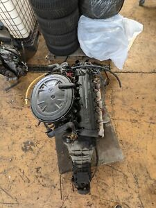 Motor Mercedes w201  190E 2,6  W124 260E  inkl. Getriebe  269000 km