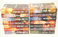 DEATHLANDS lot of 14 paperback books by JAMES AXLER. #43 - 56. (aka Death Lands)