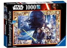 NEW RAVENSBURGER Puzzle 1000 Tiles Pieces Jigsaw Star Wars (Collection)