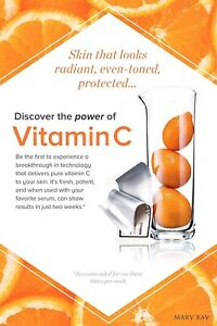 Mary Kay TimeWise Vitamin C Activating Squares - 12 per Pack
