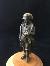 Napoléon BONAPARTE Souvenir Impérial Bronze Miniature Napoleone XIX ème
