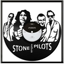 Stone Temple Pilots Vinyl Music Wall Art Record Home Room Decoration Gift Framed