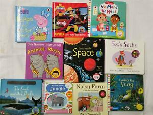 ⭐5 Babies Picture Board Books Bundle⭐For Toddlers Random Lot⭐