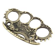 Creativity Fingers Ring Dragon Shaped Rings Boxing Tools Self Defense Emergency