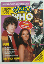 BBC Official DOCTOR WHO MAGAZINE Issue 550 May 2020 *Latest Issue* POSTER MAG