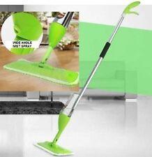 Trigger Spray Acqua Nebbia spruzzatura Scopa per pulizia in Microfibra Piatta Spray Scopa 350 ML