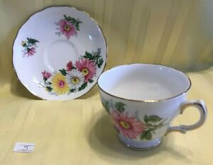 Royal Vale Bone China Plate Set Children Playing Jump Rope /&  Tea Party  Chine Plate Set