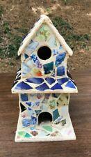 Ceramic Bird House adorable!