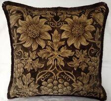 Country Floral & Garden Velvet Decorative Cushions