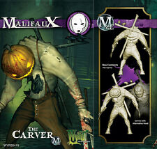 Malifaux: Neverborn: The Carver (WYR20419) NEW