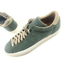 ADIDAS Originals MATCHPLAY M17911 Green Brown *RARE* Classic Sneakers Size 8.5
