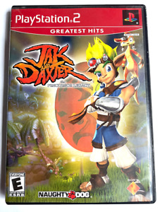 Jak and Daxter: The Precursor Legacy SONY PLAYSTATION 2 PS2 GAME Tested WORK