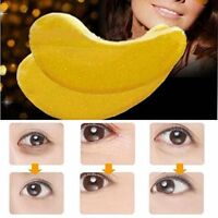 Anti-Wrinkle Dark Circle Gel Collagen Under Eye Patches Pad Mask Bag