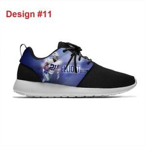 DALLAS COWBOYS Men's Womens Lightweight Tennis Shoes Sneakers Football Team Logo
