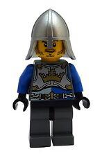 Lego Ritter King's Knight  Helm mit Nackenschutz Minifigur Neu cas516 Castle