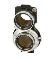 Mamiya 80mm F/2.8 Chrome TLR Lens {40.5}, Made in Japan - AI