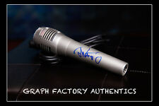 **GFA Phish Rock Band *TREY ANASTASIO* Signed Pyle Pro Microphone AD1 COA**