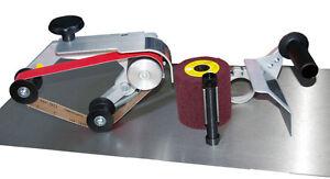 SET: Anbausatz Rohrbandschleifer RBS650pro & Anbausatz Satiniermaschine SAT100