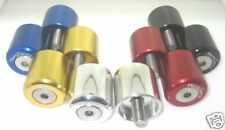 Bar ends to suit Kawasaki ZX6R ZX9R ZX10R ZX12R ZX14. RED out of stock..