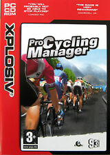 PRO CYCLING MANAGER  -  PC GAME **** Brand New & Sealed ****