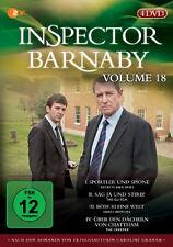 4 DVDs * INSPECTOR BARNABY - VOLUME 18 # NEU OVP &
