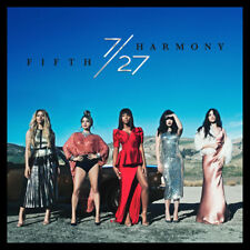 Fifth Harmony - 7/27 (2016) Deluxe Edition CD Brand New & Sealed