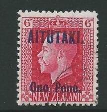 Used George V (1910-1936) Cook Islands Stamps (Pre-1965)