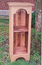 Primitive Handcrafted Granny's Cupboard