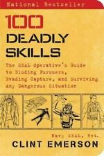 NEW 100 Deadly Skills By Clint Emerson Paperback Free Shipping
