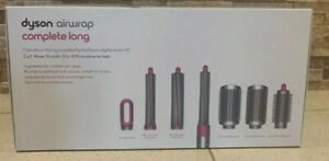 Dyson Airwrap Styler Complete Long Nickel & Fucshia✅ NEW & SEALED ✅