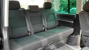 2x VW T5 Multivan Transporter Rear 3 person seat from 2015 Volkswage