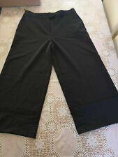 Warehouse  Wide Leg Trouser size 16 xxl Black