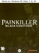 Painkiller Black Edition PC Game Windows XP Vista 7 8 10 Battle out of Hell