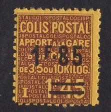 colis postal N°:119-année:1937 - neuf**-- 1er choix  luxe ! Cote :19 €