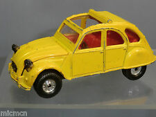 "CORGI TOYS  MODEL No.272         "" JAMES BOND""   2CV CITROEN"